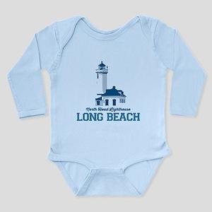 Long Beach - Washingto Sleeve Infant Body Suit