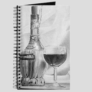 Still Life Pencil Journal