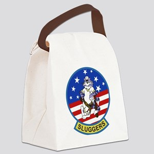 Tomcat Canvas Lunch Bag