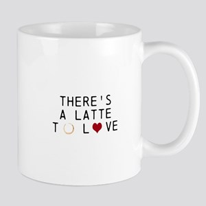 THERES A LATTE TO LOVE (Octane) Mugs