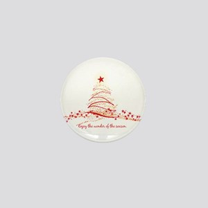 Wonder of the Season Mini Button