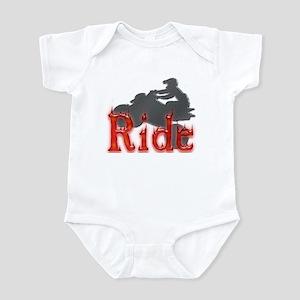 Ride! Infant Bodysuit