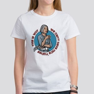 Archer Malory Nice Thing Women's T-Shirt