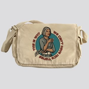 Archer Malory Nice Thing Messenger Bag