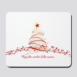Wonder of the Season Mousepad