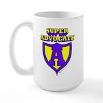 Super Advocate Large Mug