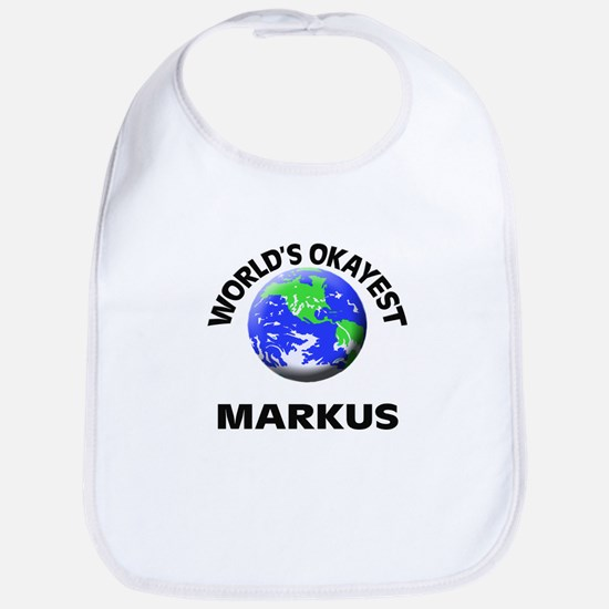 World's Okayest Markus Bib