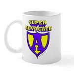 Super Advocate Mug