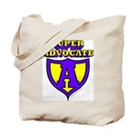 Super Advocate Tote Bag