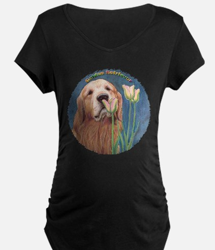 Golden Retriever - Stop and S T-Shirt