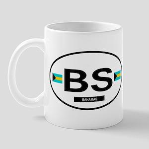 Bahamas 2F Mug