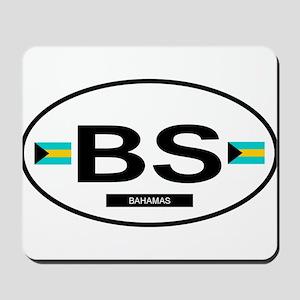 Bahamas 2F Mousepad
