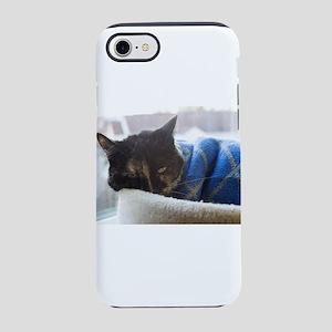 Sweater snuggle I iPhone 8/7 Tough Case