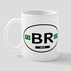 Brazil 2F Mug