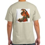 Worldview Project T-Shirt with Japanese Kimono