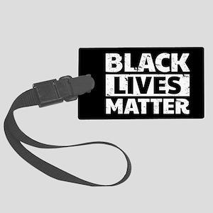 Black Lives Matter Large Luggage Tag