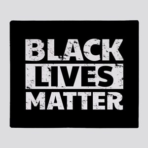 Black Lives Matter Throw Blanket