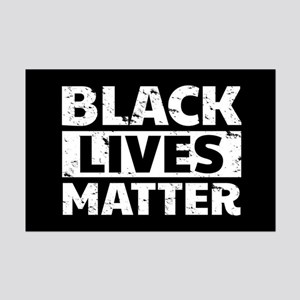 Black Lives Matter Mini Poster Print