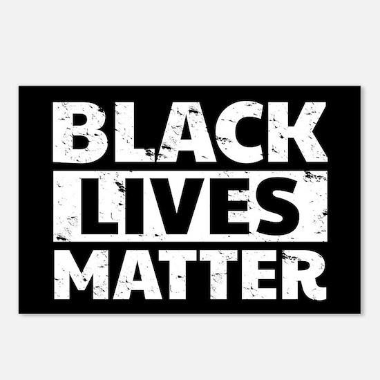 Black Lives Matter Postcards (Package of 8)