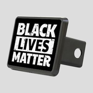 Black Lives Matter Rectangular Hitch Cover
