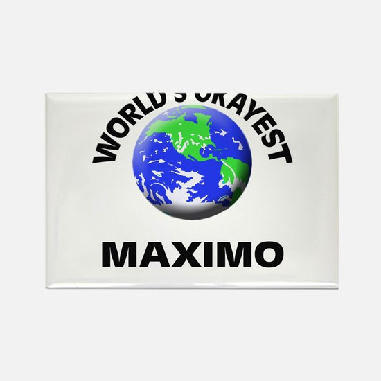 World's Okayest Maximo Magnets
