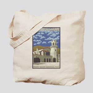 Death Valley, California - Scotty's Castle Tote Ba