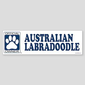 AUSTRALIAN LABRADOODLE Bumper Sticker