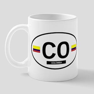 Colombia 2F Mug