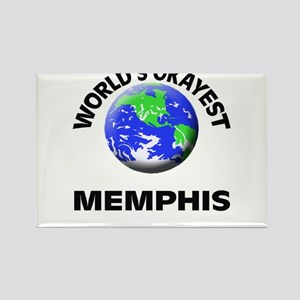 World's Okayest Memphis Magnets