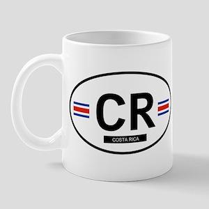 Costa Rica 2F Mug