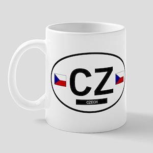 Czech Republic 2F Mug