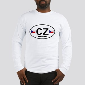 Czech Republic 2F Long Sleeve T-Shirt