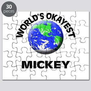 World's Okayest Mickey Puzzle