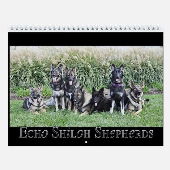 2018 Echo Wall Calendar