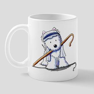 Shepherd Westie Mug