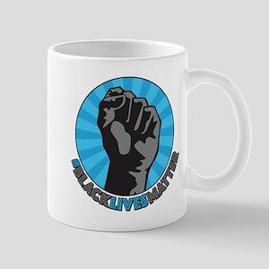 Black Lives Matter Fist Mug