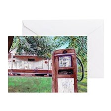 Old Natchitoches Market Greeting Cards (Pk of 10)