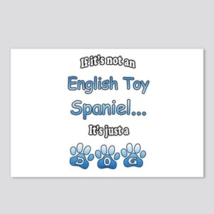 English Toy Not Postcards (Package of 8)