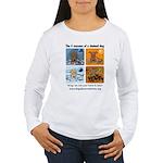 4 Seasons of Chained Dog Women's Long Sleeve T-Shi