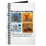 4 Seasons of Chained Dog Journal