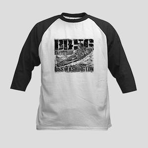 Battleship Washington Baseball Jersey