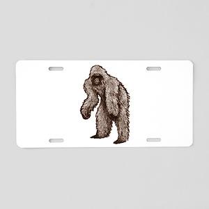 PROOF Aluminum License Plate