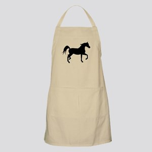 Arabian Horse Silhouette Apron