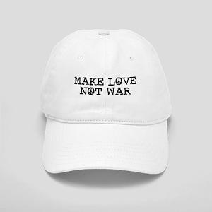 Make Love Not War Cap