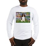 Lilies / Eng Spring Long Sleeve T-Shirt