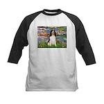 Lilies / Eng Spring Kids Baseball Jersey
