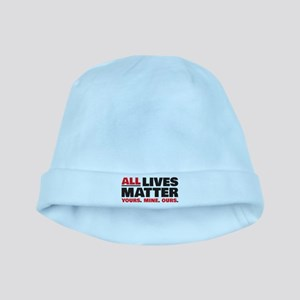 All Lives Matter baby hat