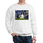 Starry Night / Eng Spring Sweatshirt