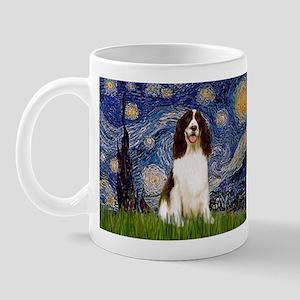 Starry Night / Eng Spring Mug