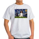 Starry Night / Eng Spring Light T-Shirt